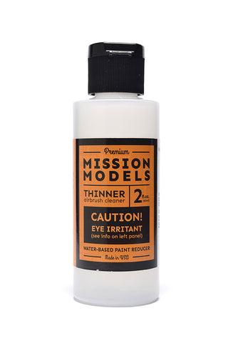 Thinner / Airbrush Cleaner 2oz    MMA-002