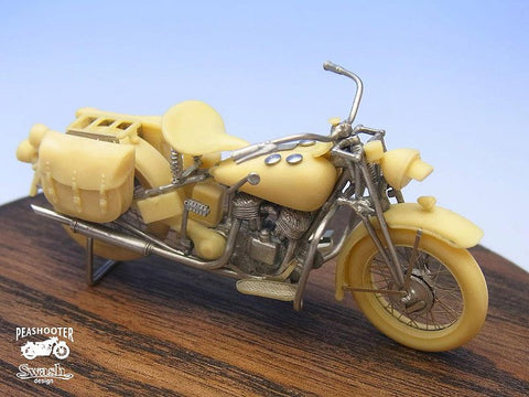 Swash Design 1/25 Indian 741 B Military Version