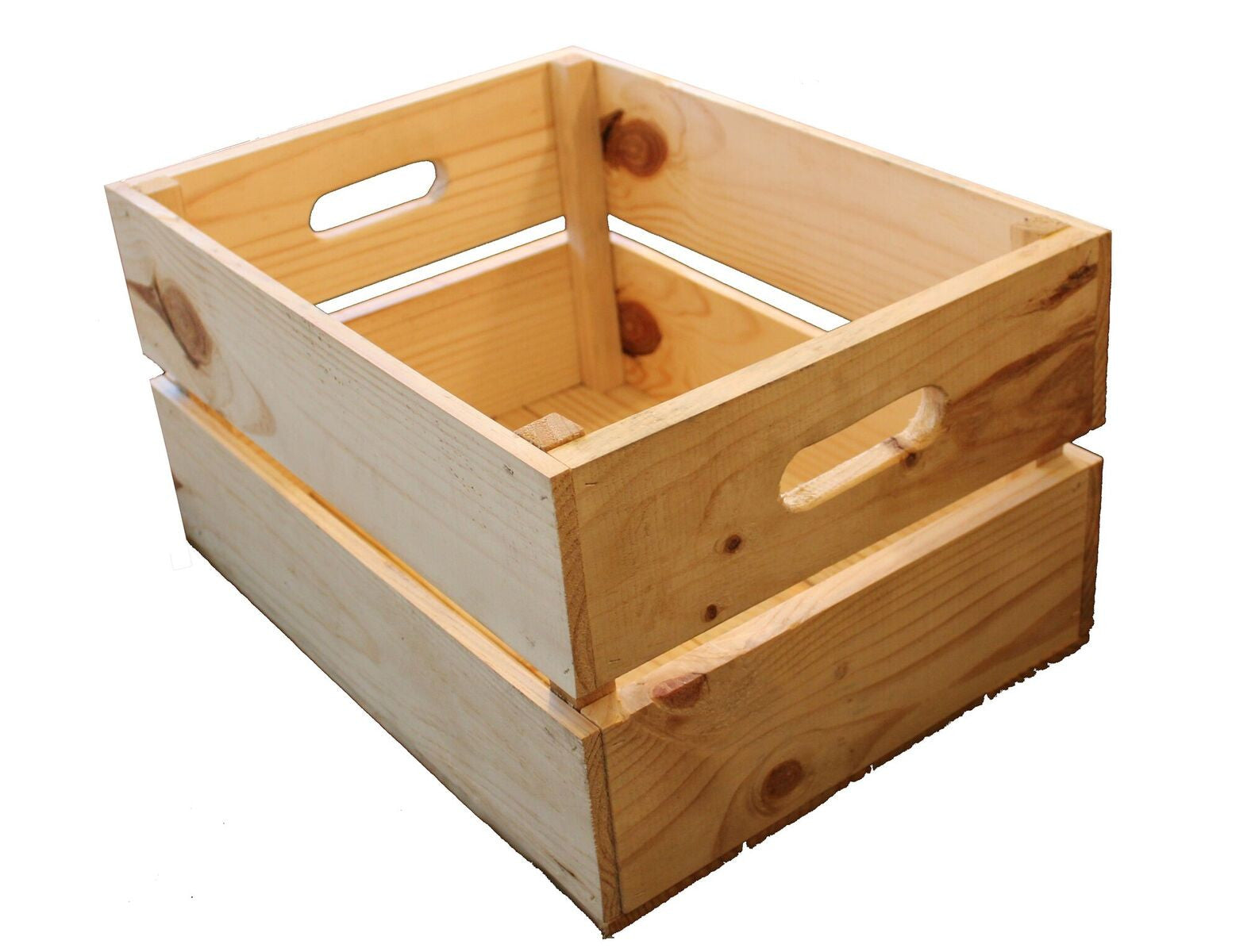 Exceptionnel Large Storage Crate