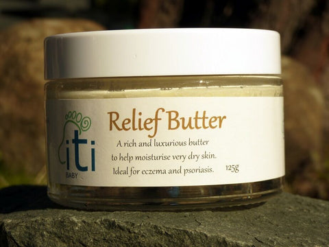 100% Natural Relief Butter