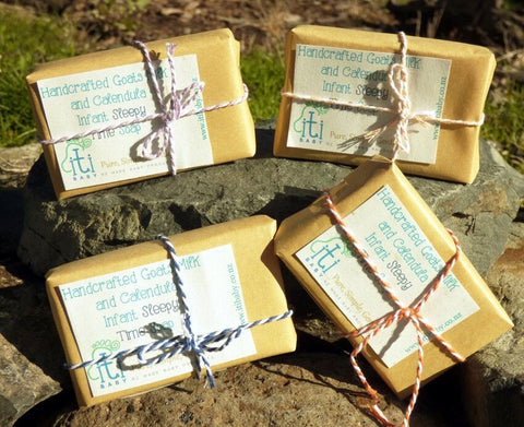 100% Natural Sleepytime Bar Soap