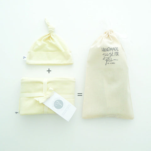 GIFT PACK THREE // Merino Blanket + Hat