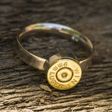 "& Pop brass ""Pin in bullet Ring"""