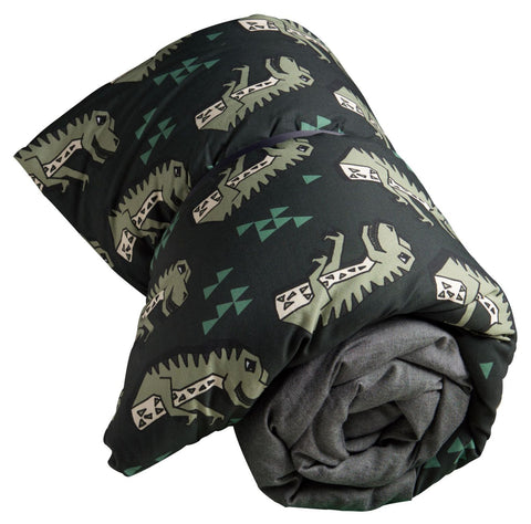 'Dinosaur' Sleeping Bag