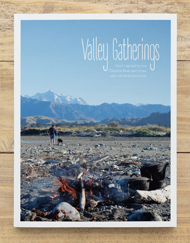 Valley Gatherings Cook Book