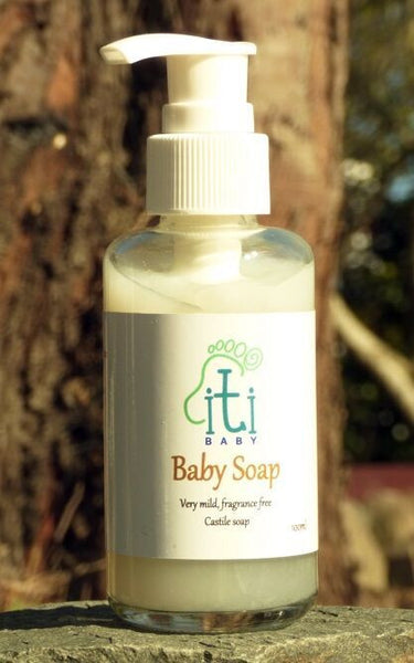 100% Natural Soft Skin Liquid Soap