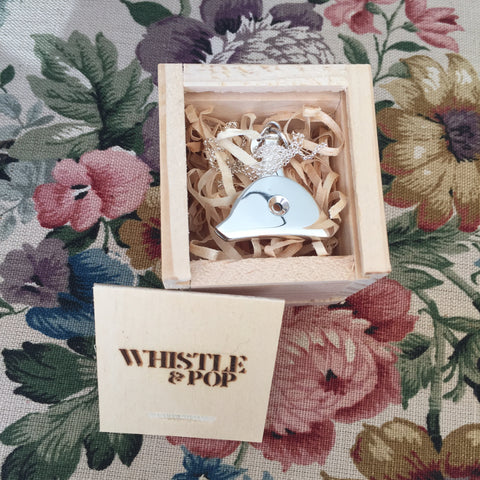 Whistle gift box