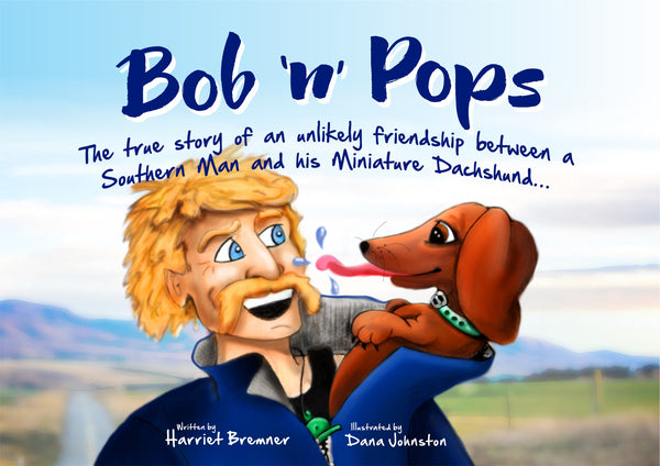 Bob 'n' Pops Children's book