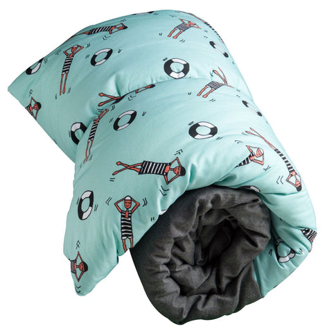 'Bathers' Sleeping Bag