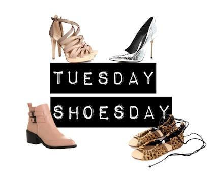 Tuesday Tips Square heels what are they? Why aren't they pointy?