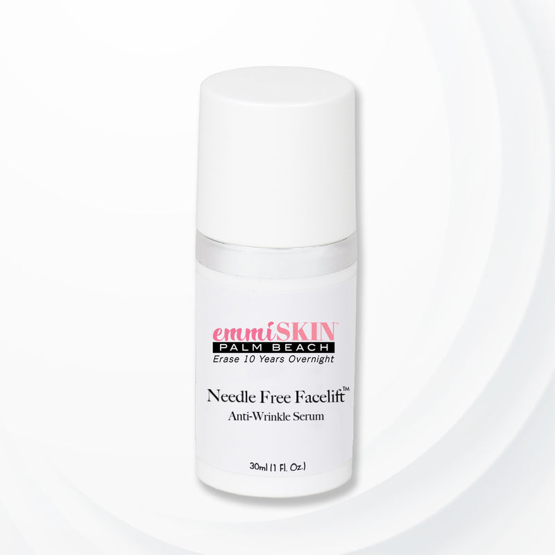 NEEDLE FREE FACELIFT <br>Anti-Wrinkle Serum