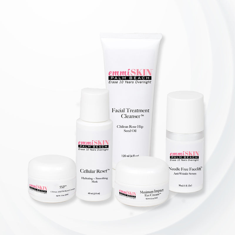 OVERNIGHT FACELIFT <br>COLLECTION