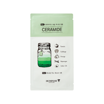 Boosting Juice 2-Step Mask Sheet (Ceramide)