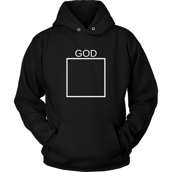 God is Outside the Box Sweatshirt
