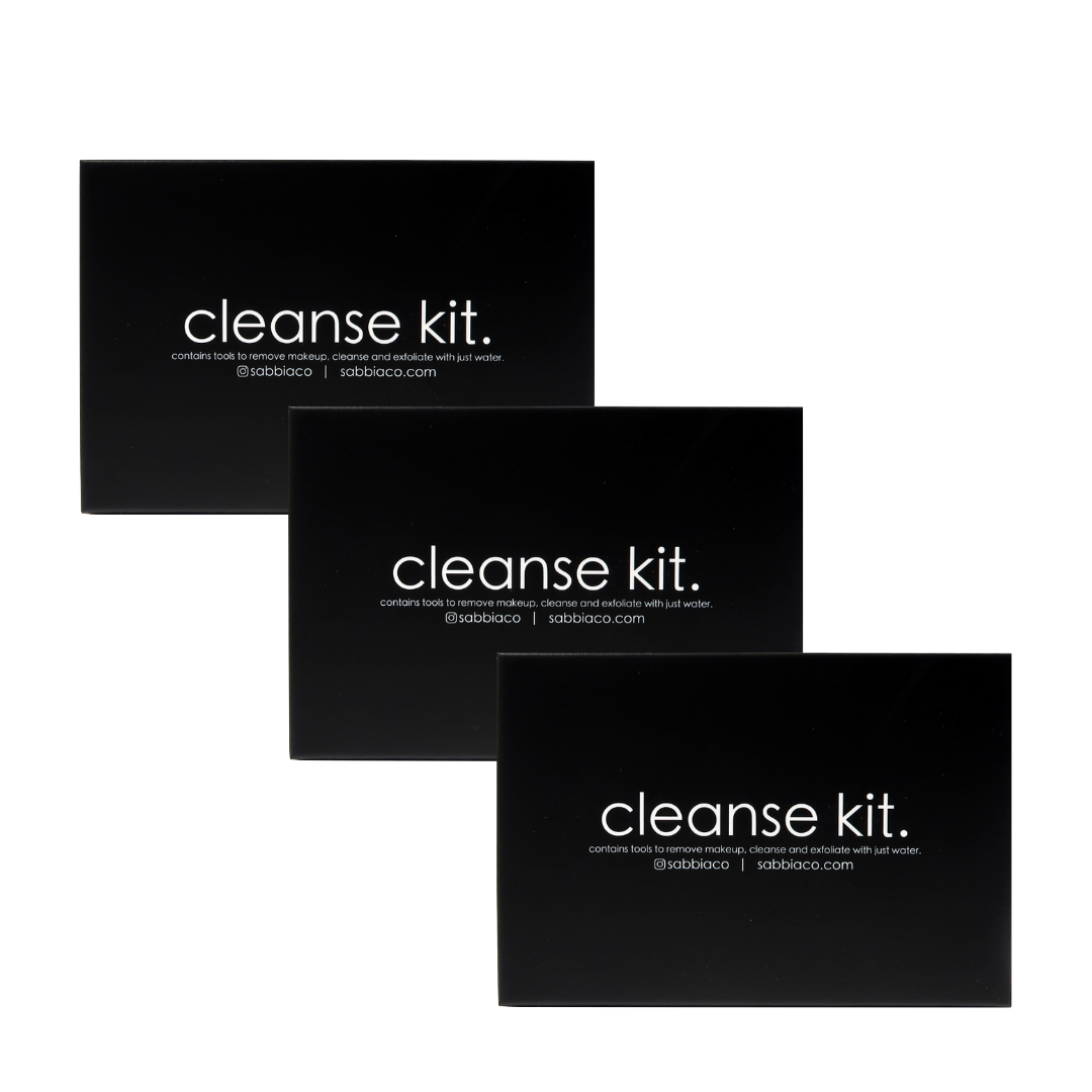 trio cleanse kit