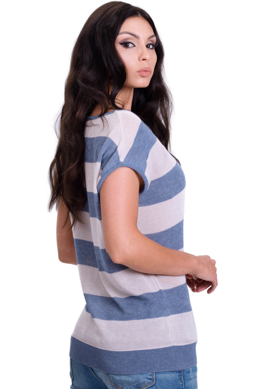 Merino Wool Summer Marine T-Shirt