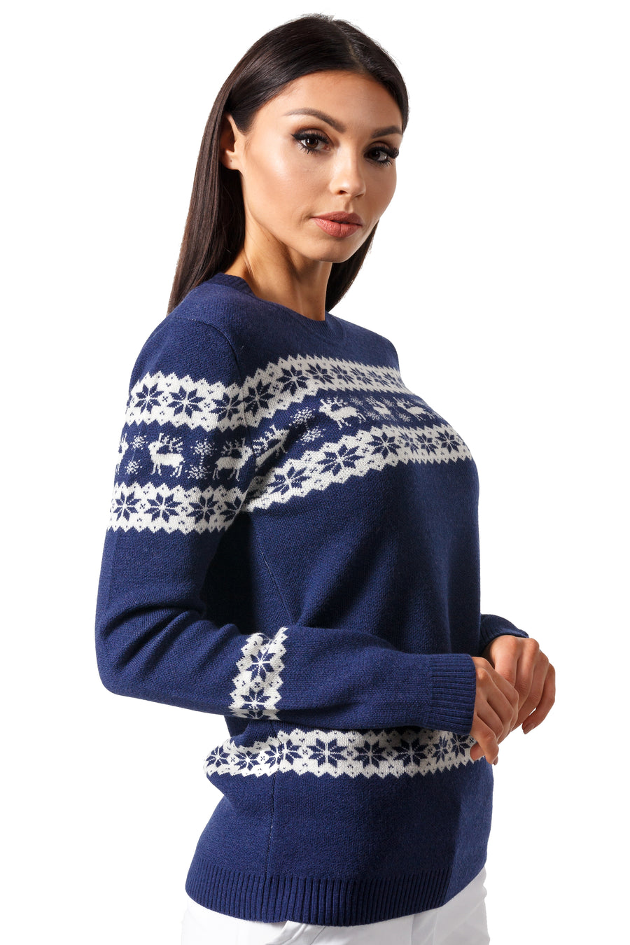 Winter Raindeer Sweater
