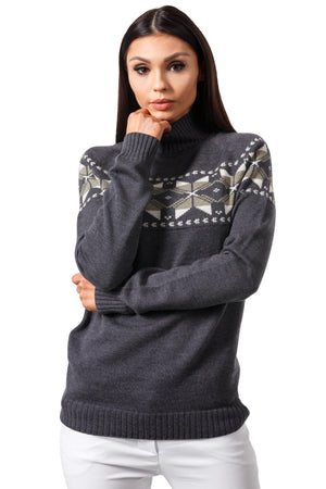 Winter Turtleneck Sweater