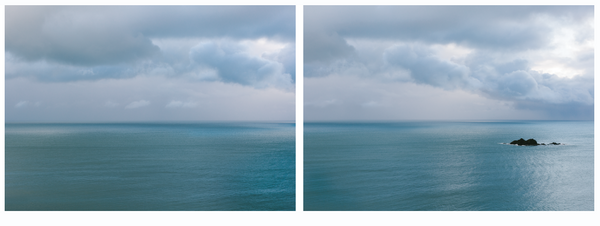 Waiheke Seascape One - Duncan Innes Prints