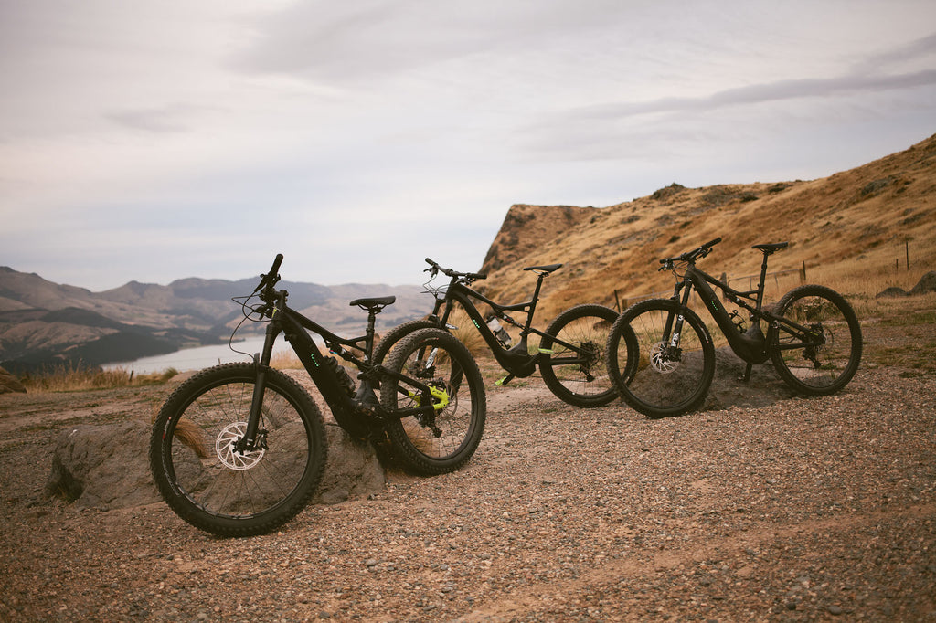 The Power to Ride More Trails