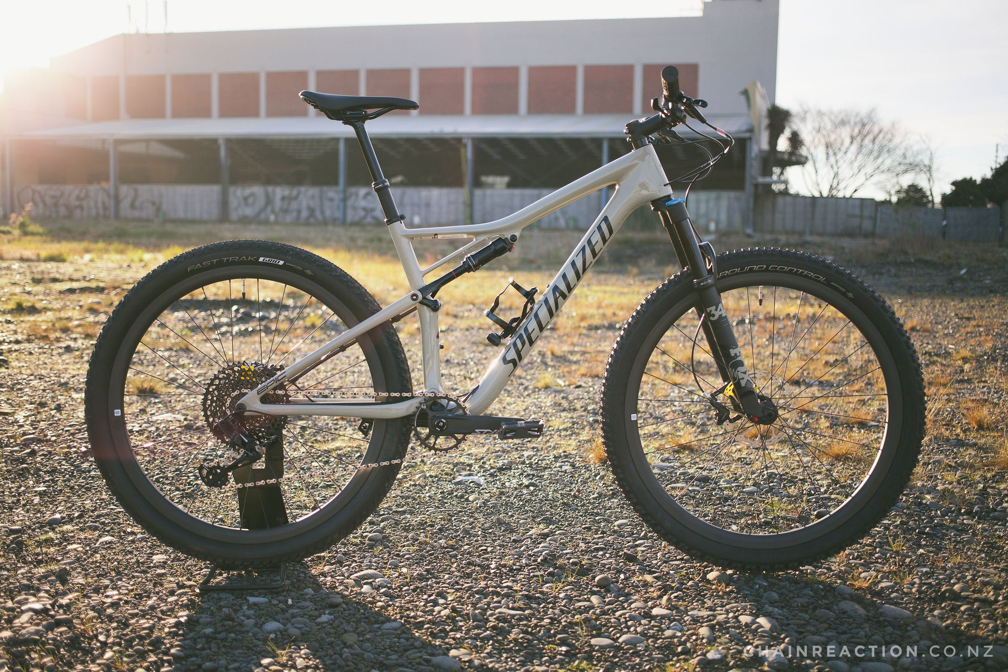 Specialized Epic – Chain Reaction