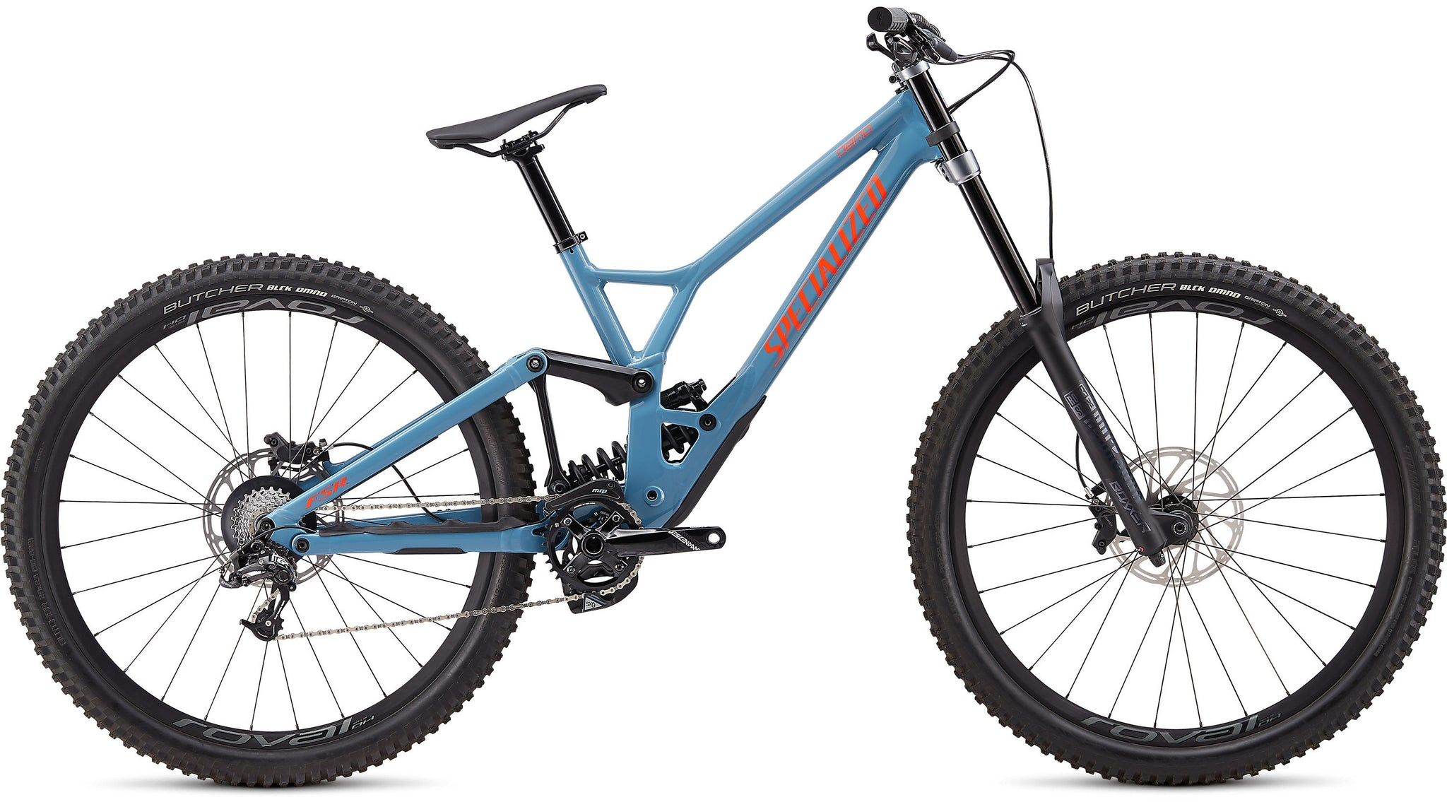 Specialized Demo – Chain Reaction