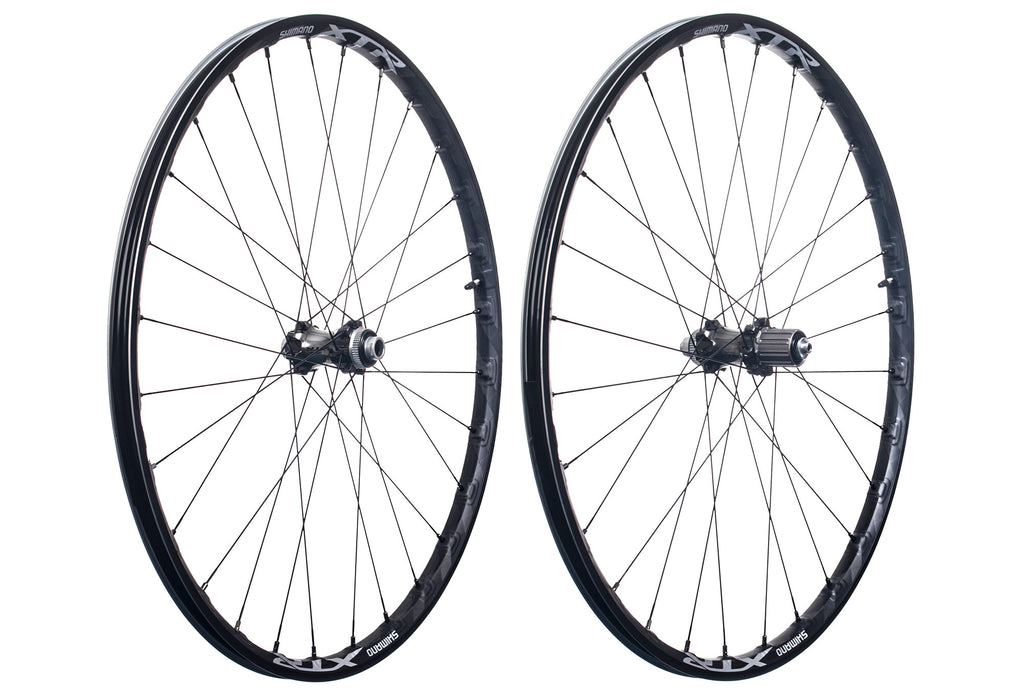 Shimano XTR M9000 Tubeless Race 29er Carbon Wheelset