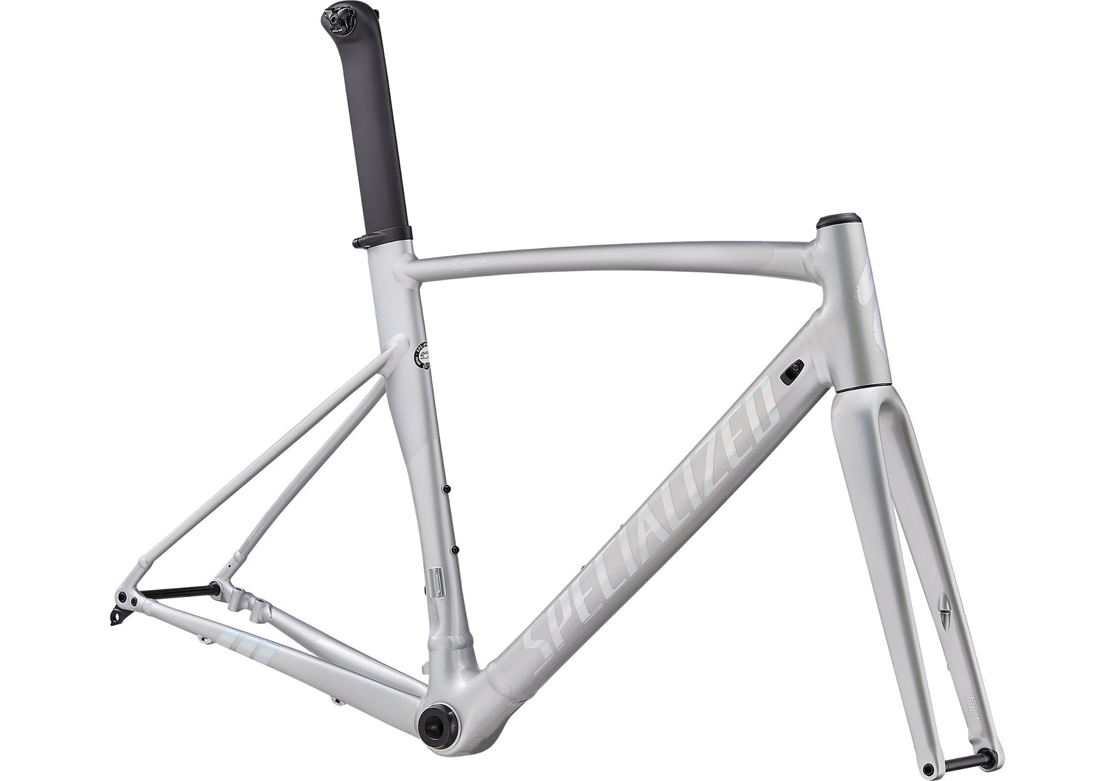 2020 Allez Sprint Disc Frameset Sagan Collection Overexposed