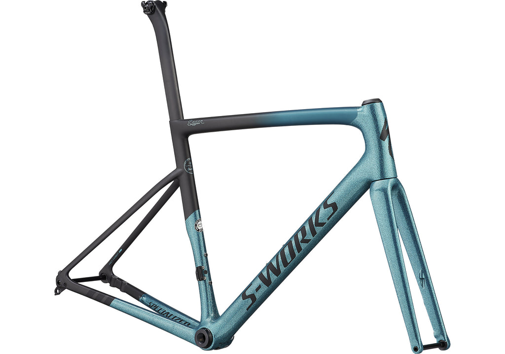 2019 S-Works Tarmac Disc Frameset Sagan Collection LTD