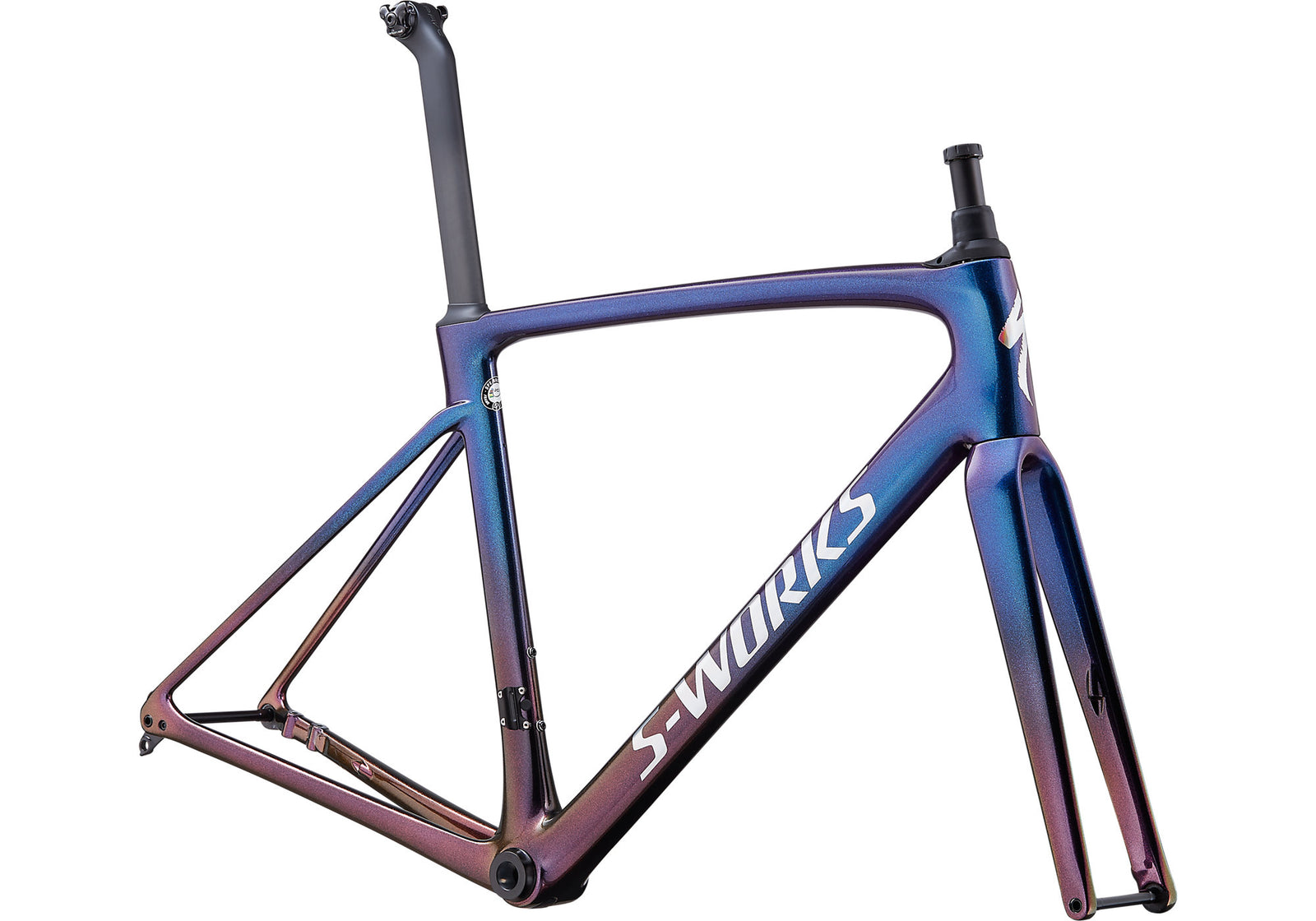 All-New S-Works Roubaix Frameset