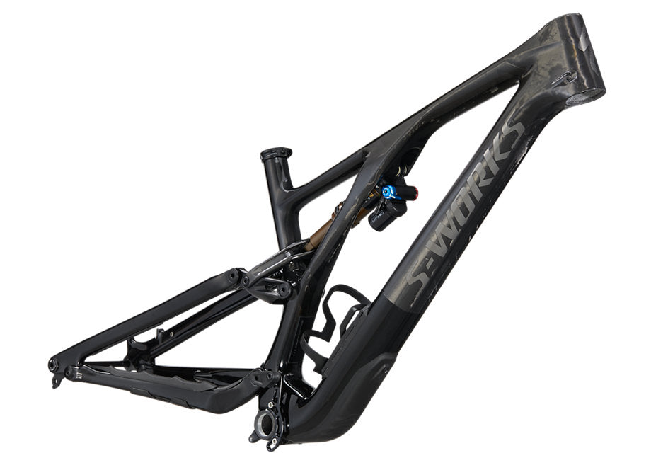 All-New S-Works Stumpjumper Evo Frame