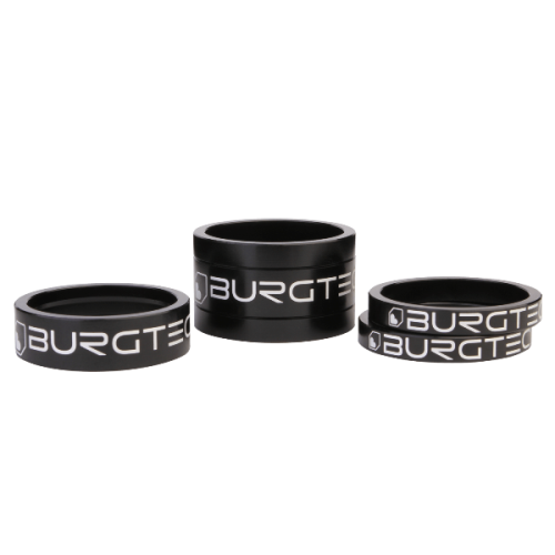 Burgtec Stem Spacers Burgtec Black