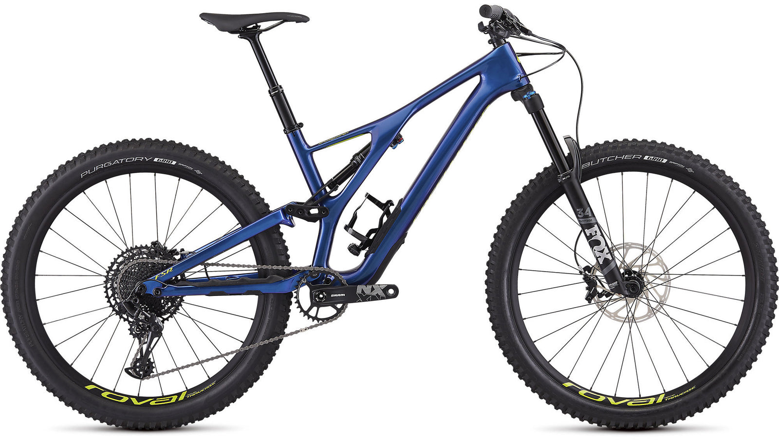 2019 All-New Stumpjumper Comp Carbon 27.5