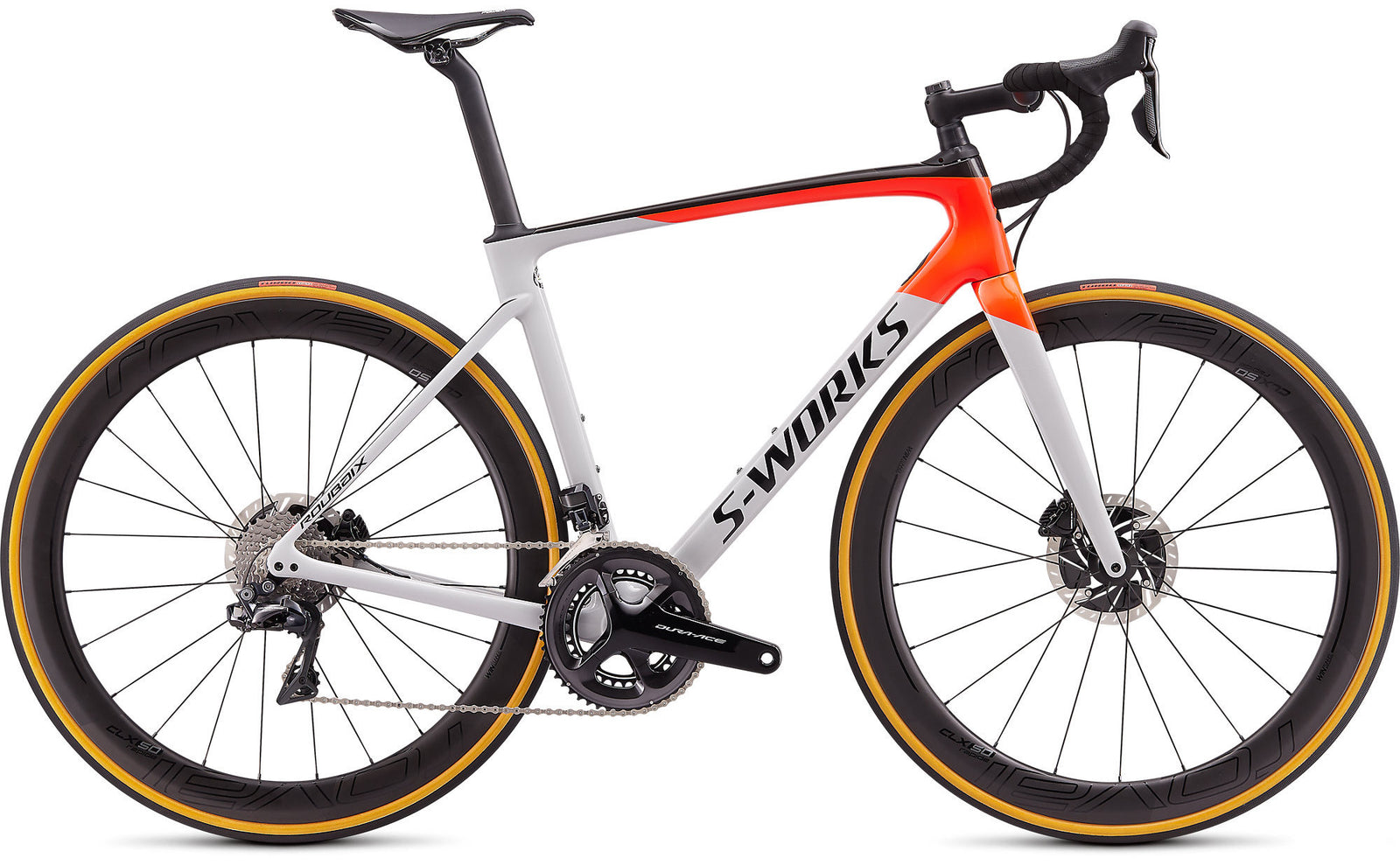 All-New S-Works Roubaix Dura-Ace Di2