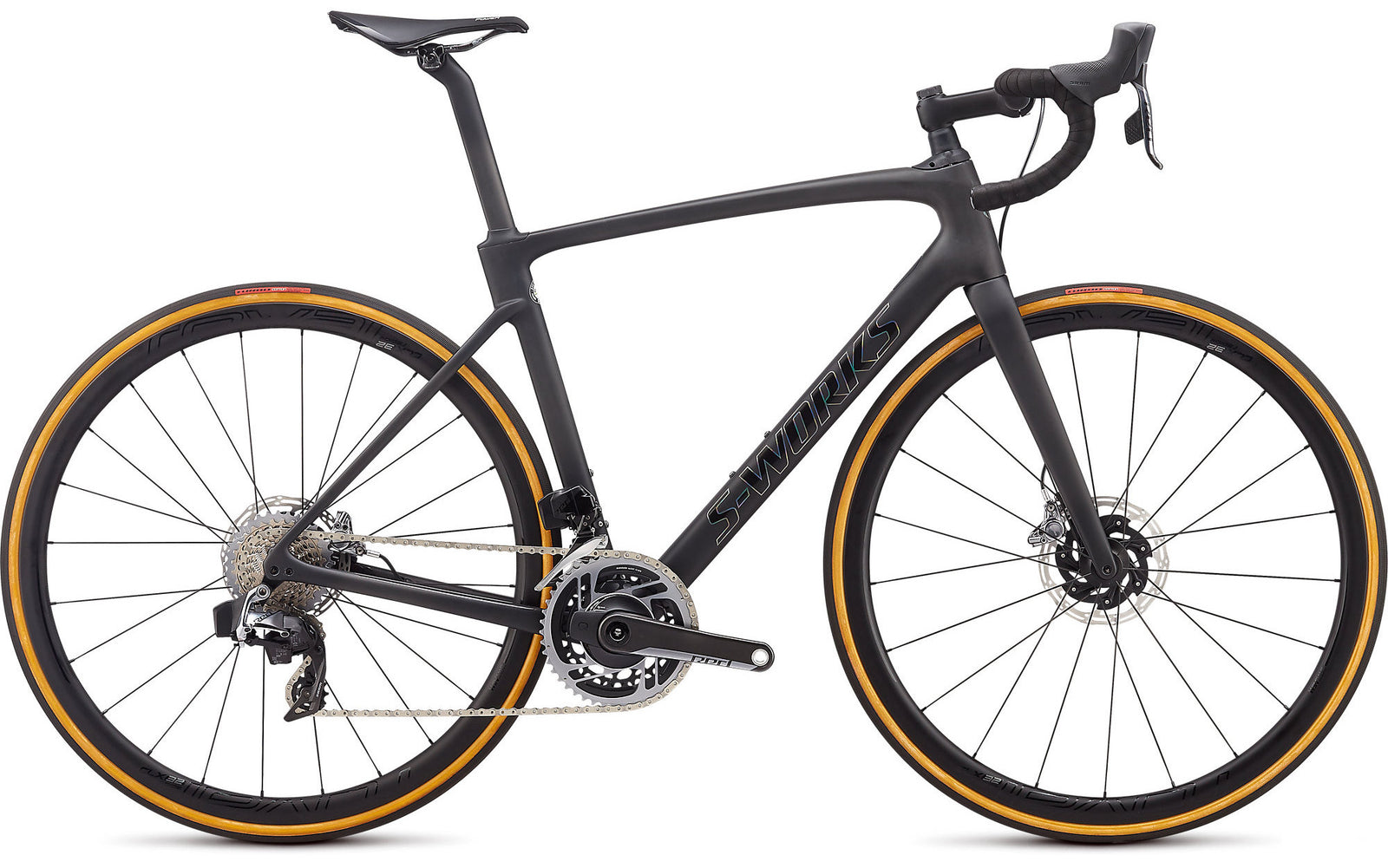 All-New S-Works Roubaix Red eTap AXS