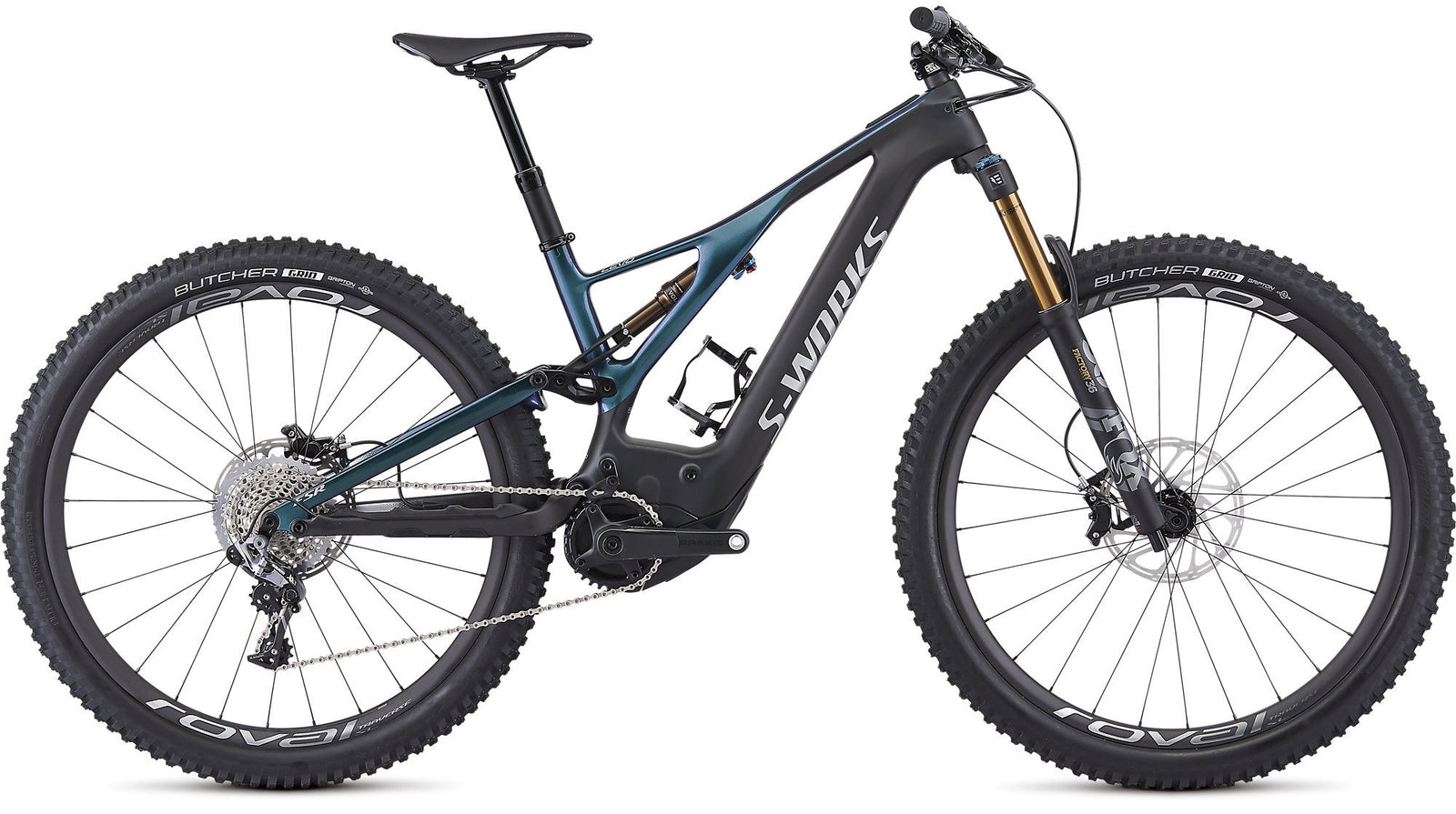 2019 S-Works Turbo Levo