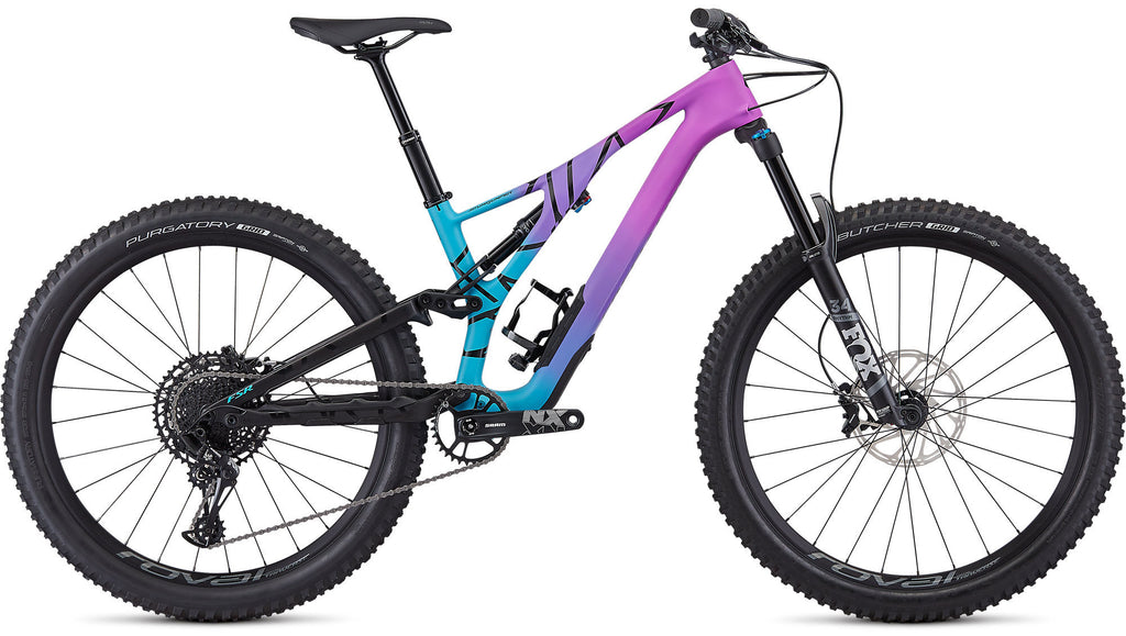 Stumpjumper Womens Comp Carbon 27.5 Mixtape LTD