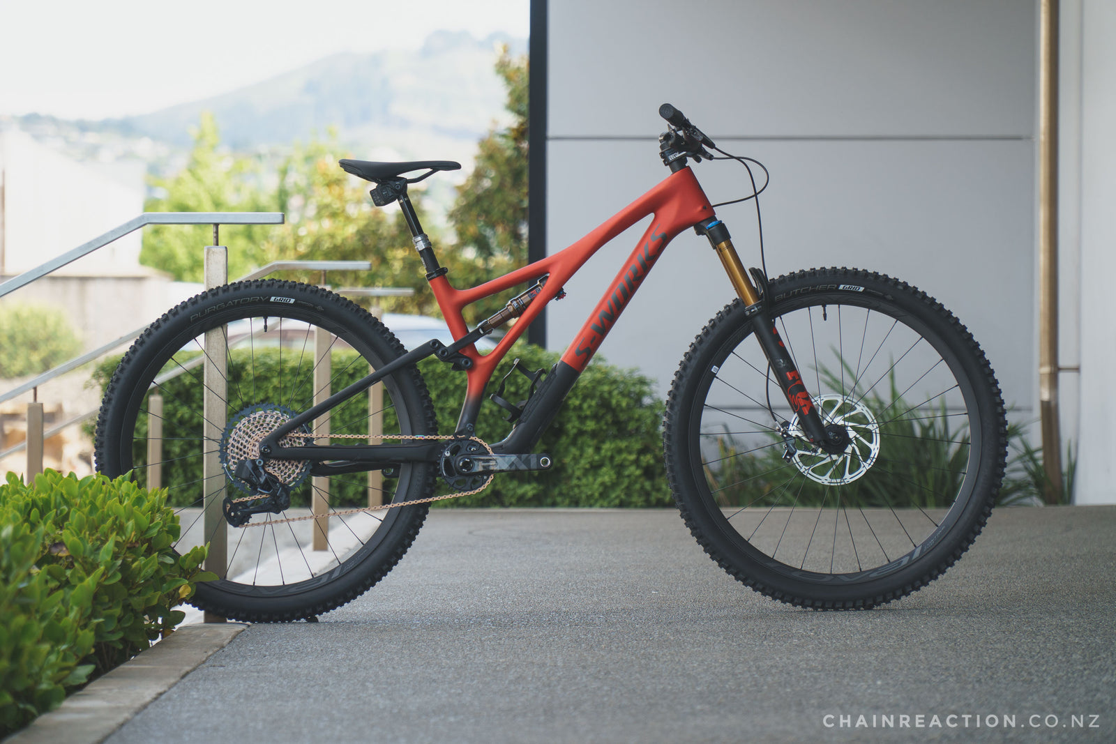 All-New S-Works Stumpjumper