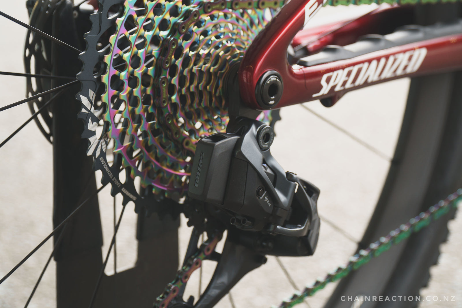 All-New S-Works Epic