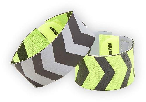 Hump Reflective Ankle Bands Chevron