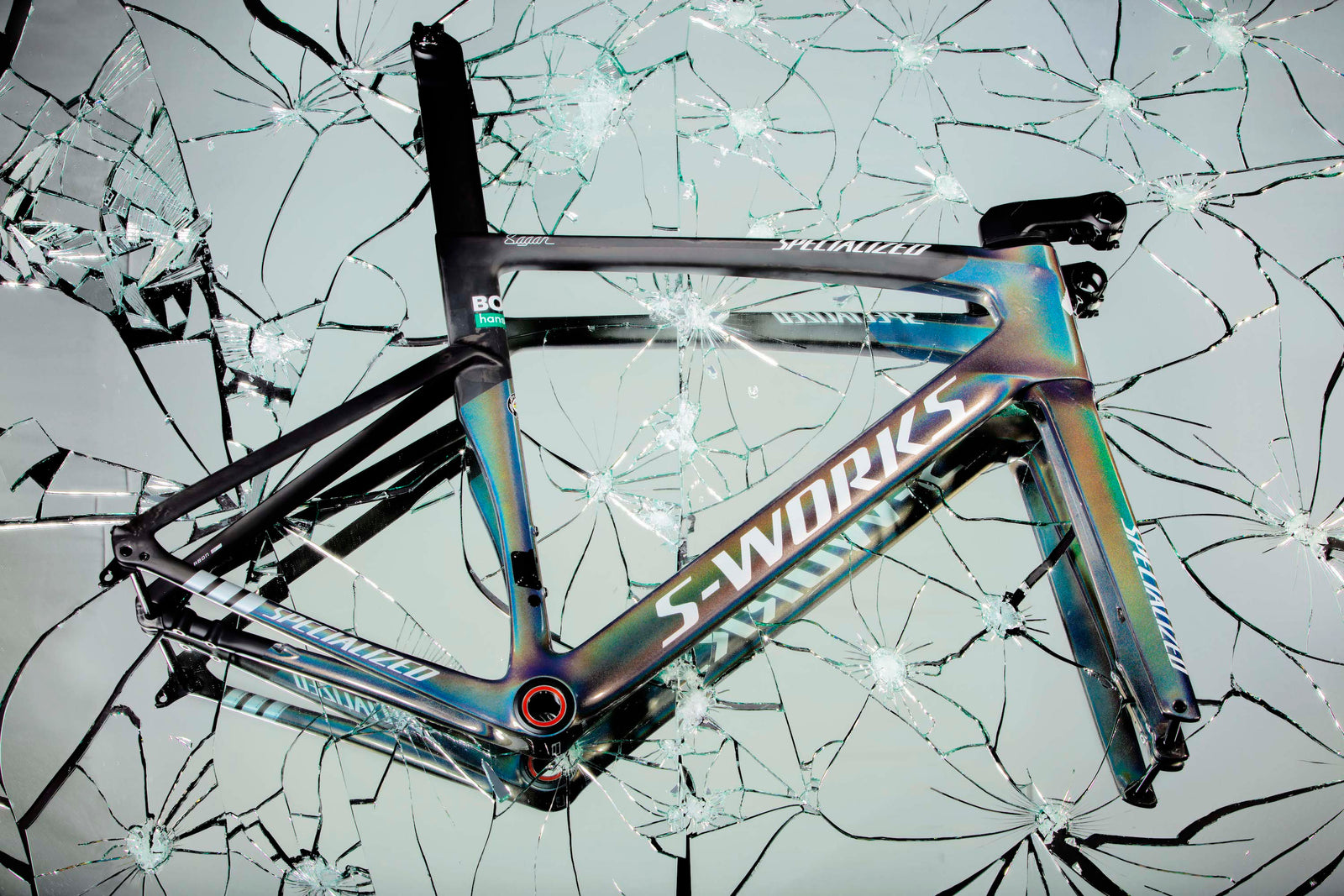 2020 S-Works Tarmac Disc Frameset Sagan Collection Mirror