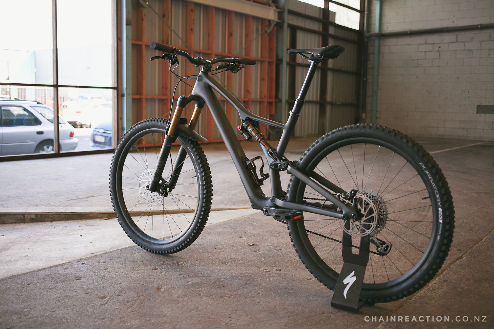 Specialized 2019 All New S Works Stumpjumper 29 Chain