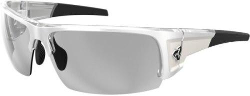Ryders Caliber Photochromatic White-Black / Lt Grey Lens 75%-26%