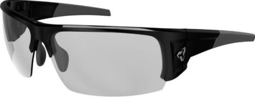Ryders Caliber Photochromatic Black / Lt Grey Lens 75%-26%