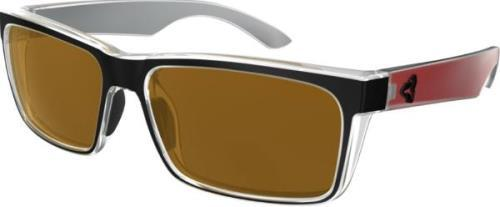 Ryders Hillroy Standard Lens Black-Red / Brown Lens