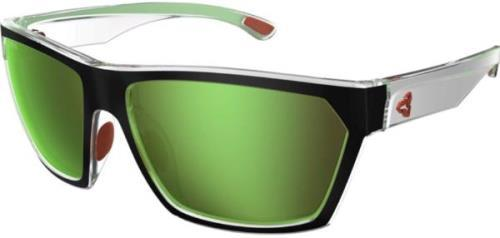Ryders Loops Polarized Lens Black-XTAL-Green / Green Lens Green FM