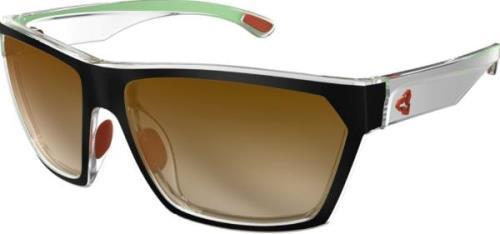 Ryders Loops Polarized Lens Black-Green-Red / Brown Lens Gradient