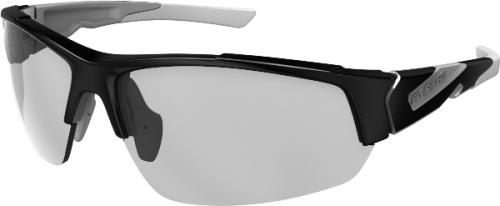 Ryders Strider Photochromatic Black Grey / Lt Grey Lens 75%-26%