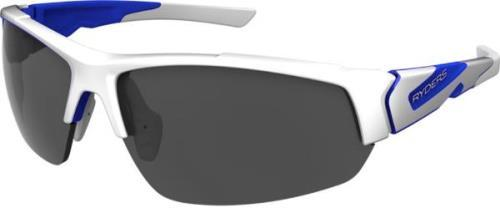Ryders Strider VeloPOLAR White-Blue / Grey Lens Anti-Fog