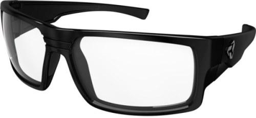 Ryders Thorn Anti-Fog Glasses Black Matte / Clear Lens Anti-fog